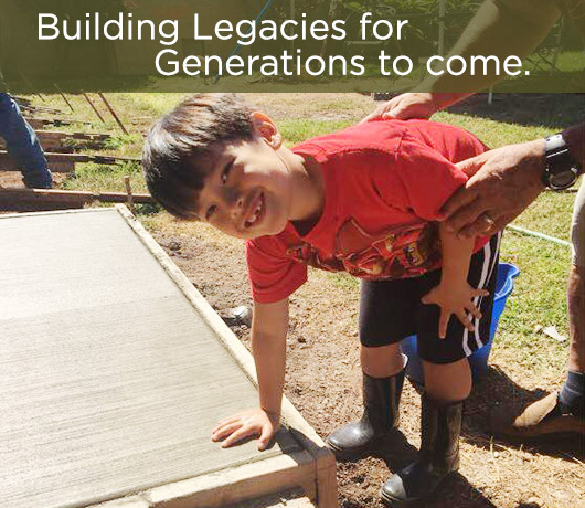 Building-legacies